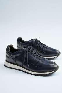 Синие кроссовки smart Zara