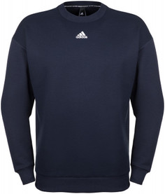 Свитшот мужской Adidas Must Haves 3-Stripes Crew, размер 48-50