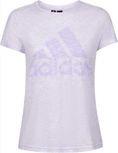 Футболка женская Adidas Must Haves Winners, размер 42-44