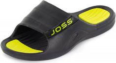 Шлепанцы для мальчиков Joss Lagoon, размер 35