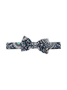 Dondup Kids галстук-бабочка с принтом