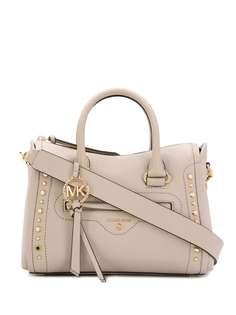 Michael Michael Kors Carine Small Studded satchel bag
