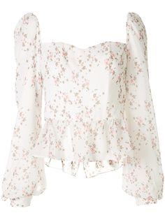 We Are Kindred блузка-бюстье Alice с цветочным принтом