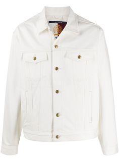 Tommy Hilfiger джинсовая куртка прямого кроя