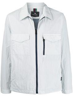 PS Paul Smith куртка-рубашка с карманами