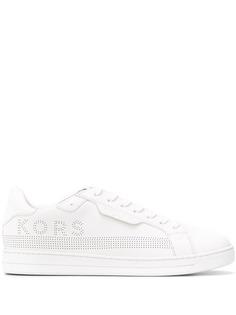 Michael Michael Kors perforated low-top sneakers
