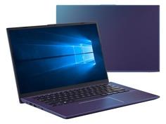 Ноутбук ASUS VivoBook X412FA-EB718T 90NB0L93-M10840 (Intel Core i3-8145U 2.1GHz/8192Mb/256Gb SSD/No ODD/Intel HD Graphics/Wi-Fi/Bluetooth/Cam/14/1920x1080/Windows 10 64-bit)