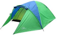 Палатка Greenwood Target 4 Green-Blue