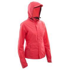 Куртка-дождевик Для Катания По Городу Женская 100 Btwin
