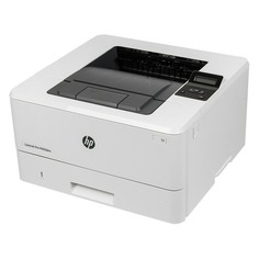 Принтер лазерный HP LaserJet Pro M402dne лазерный, цвет: белый [c5j91a]