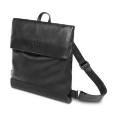 Рюкзаки, чемоданы, сумки Рюкзак Moleskine CLASSIC FOLDOVER (ET76UFBKBK) 32x38x5.5см эко-кожа черный