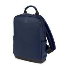 Рюкзаки, чемоданы, сумки Рюкзак Moleskine CLASSIC SMALL (ET86BKSB20) 27x36x9см эко-кожа синий сапфир