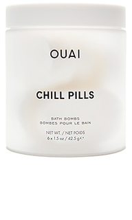 Соль для ванны chill pills - OUAI