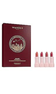 Подарочный набор губных помад cloud9 mini - Wander Beauty