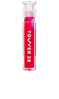 Блеск для губ shineon lip - Tower 28