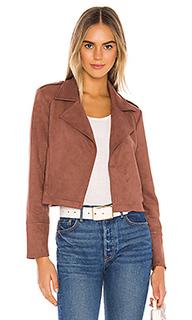 Замшевая куртка stone fox - BB Dakota