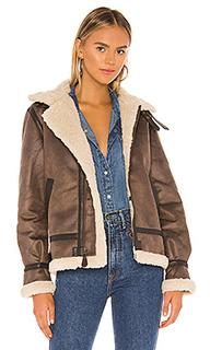 Куртка b-3 - ALPHA INDUSTRIES