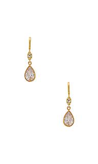Серьги-кольца joli - Natalie B Jewelry