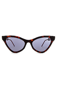 Солнцезащитные очки cat eye - Gucci