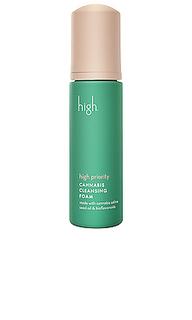 Пенное очищающее средство high priority - high beauty