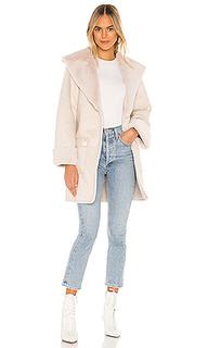 Пальто из искусственного меха edith - Tularosa