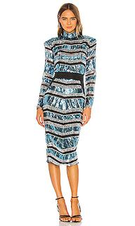 Платье миди illume - Zhivago