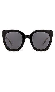 Солнцезащитные очки round square - Gucci