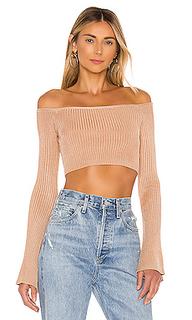 Укороченный свитер colombo - NBD