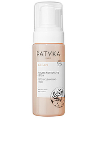 Пенное очищающее средство для лица detox - Patyka