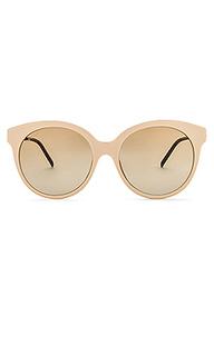 Солнцезащитные очки cat eye bamboo - Gucci