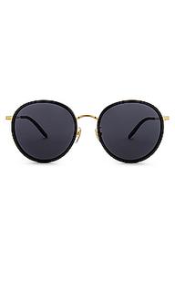 Солнцезащитные очки vintage round - Gucci