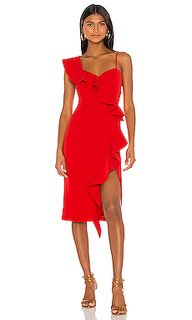 Платье миди destiny - Bardot