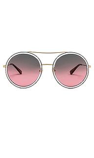 Солнцезащитные очки urban icon round - Gucci