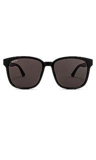 Солнцезащитные очки logo wayfarer - Gucci