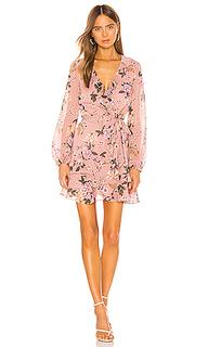Мини платье frill - Bardot