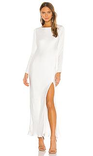 Платье миди river - Bardot