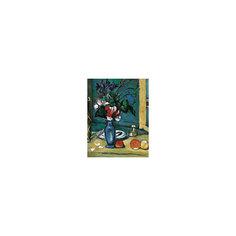 """Картина по номерам на холсте Гризайль Royal&Langnickel """"Голубая ваза"""", 28х35 см"""