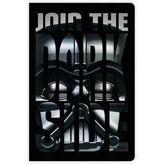 Книга для записей LEGO Star Wars Дарт Вейдер, 96 листов