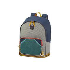 Рюкзак Samsonite, деним