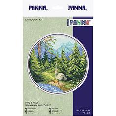 """Набор для вышивания PANNA """"Утро в лесу"""""""