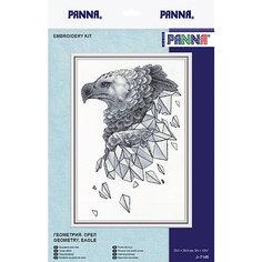 """Набор для вышивания PANNA """"Геометрия. Орел"""""""