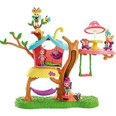 """Игровой набор Enchantimals """"Домик бабочек"""" Клубный дом Бакси Бабочки Mattel"""