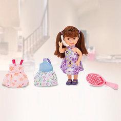 """Кукла Paula """"Модница: брюнетка"""", с аксессуарами"""