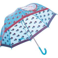 """Зонт Mary Poppins """"Rose Bunny"""" 46 см, голубой"""