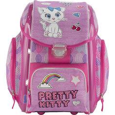 "Ранец-трансформер Seventeen ""Pretty Kitty"" + наушники, без наполнения Seventeen."
