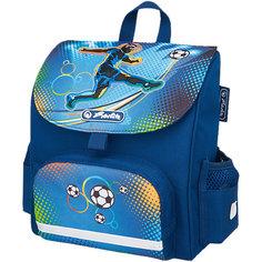 Дошкольный ранец Herlitz Mini Softbag, Soccer
