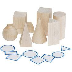 Обучающий набор Краснокамская игрушка Геометрические тела