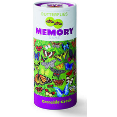 "Развивающая игра Crocodile Creek ""Мемори"", Бабочки"