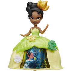 Кукла Принцесса Дисней Тиана в платье с волшебной юбкой Hasbro