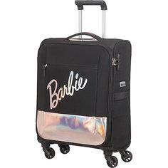 Чемодан American Tourister Barbie, высота 55 см